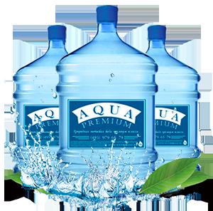 """Доставка воды """"Аква Премиум"""""""